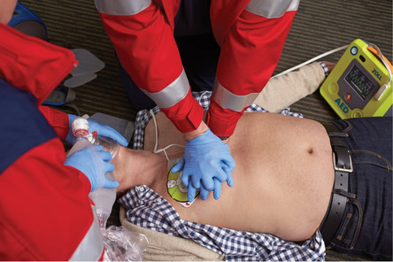 CORSO BLS-D (BASIC LIFE SUPPORT - DEFIBRILLATION)